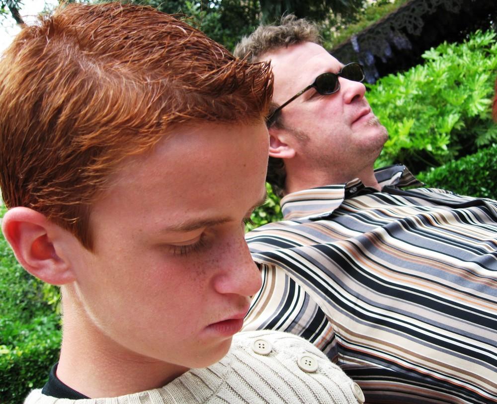 Le père et le fils