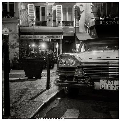 Le Petit Cafe de Montmartre