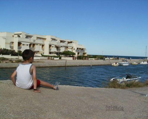 Le petit garçon de la mer