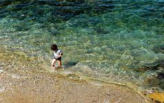 Le Petit Garçon et la Mer