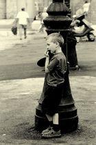 le petit jeune homme