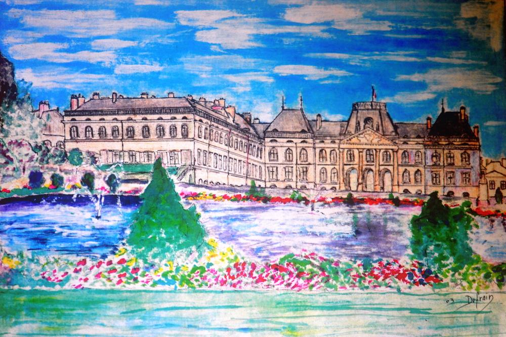 """Le """" Petit Versailles lorrain """""""