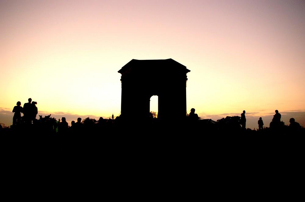 Le peyrOu un soir d'été (Montpellier)