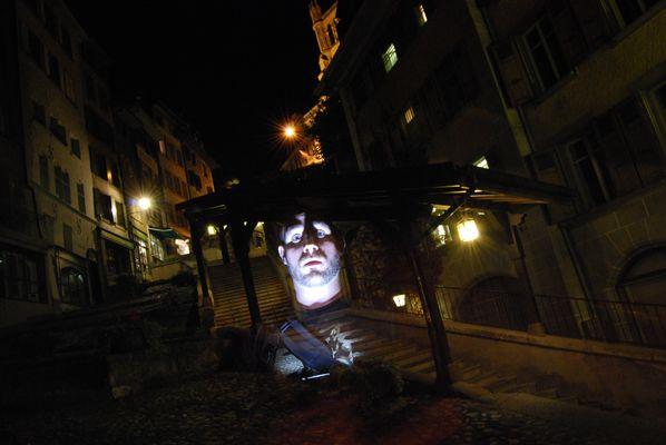 Le phantôme de Lausanne