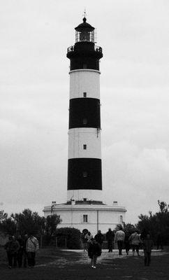 Le phare de Chassiron - Île d'Oléron