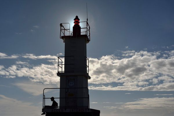 le phare de Kerroch