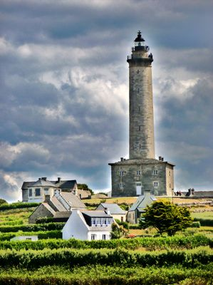 Le phare de l'Ile de Batz