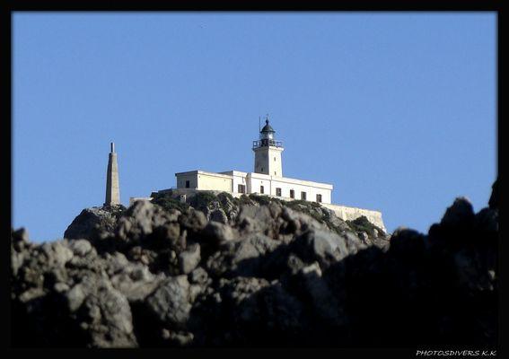 le phare des îles habibas