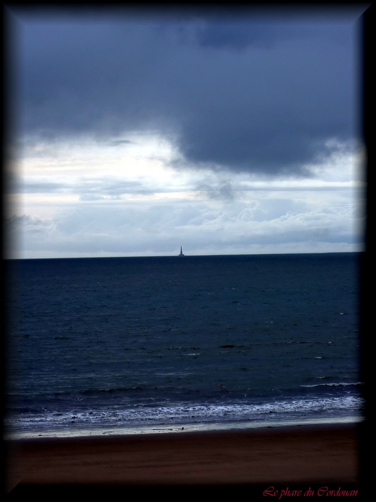Le phare du Cordouan