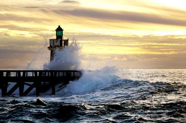 Le phare.....