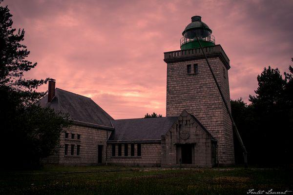 Le phare-Sainte Marguerite sur mer
