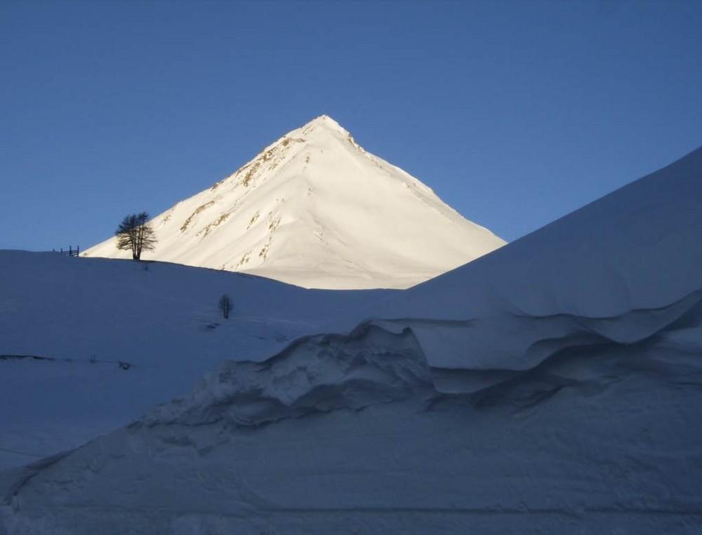 Le Pic Blanc du Galibier
