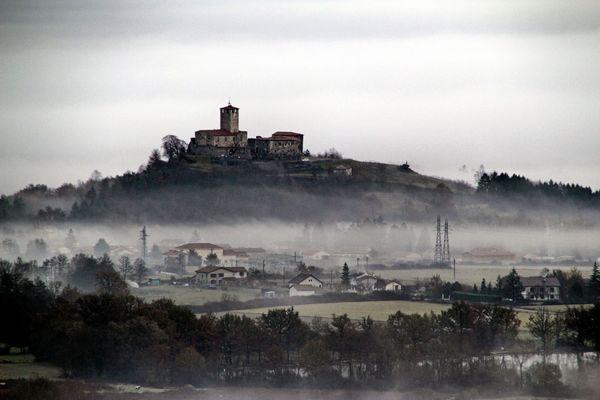 Le Pic de Montverdun