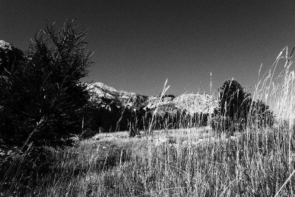 Le pied du col, Villard d'Arene