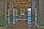 Le pier ( sous le Pier )