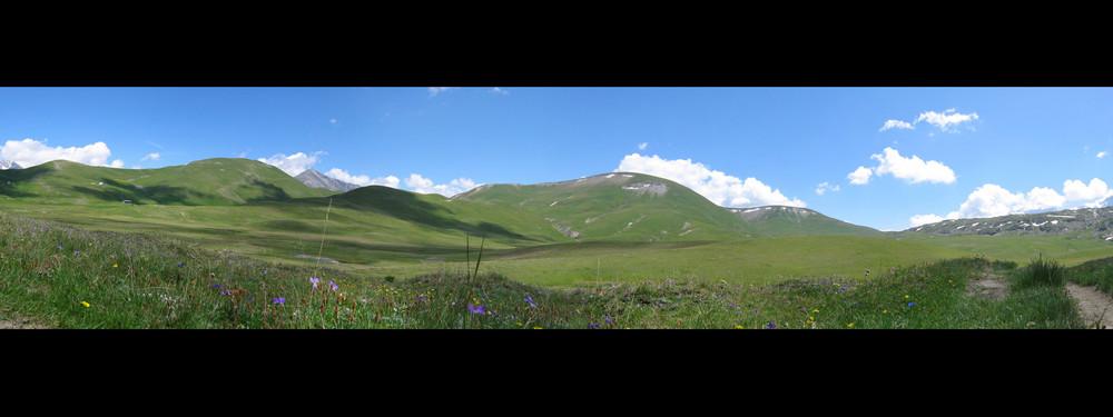 Le Plateau d'Emparis