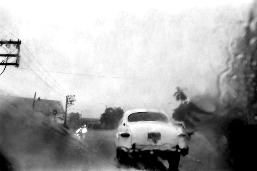 le pluie