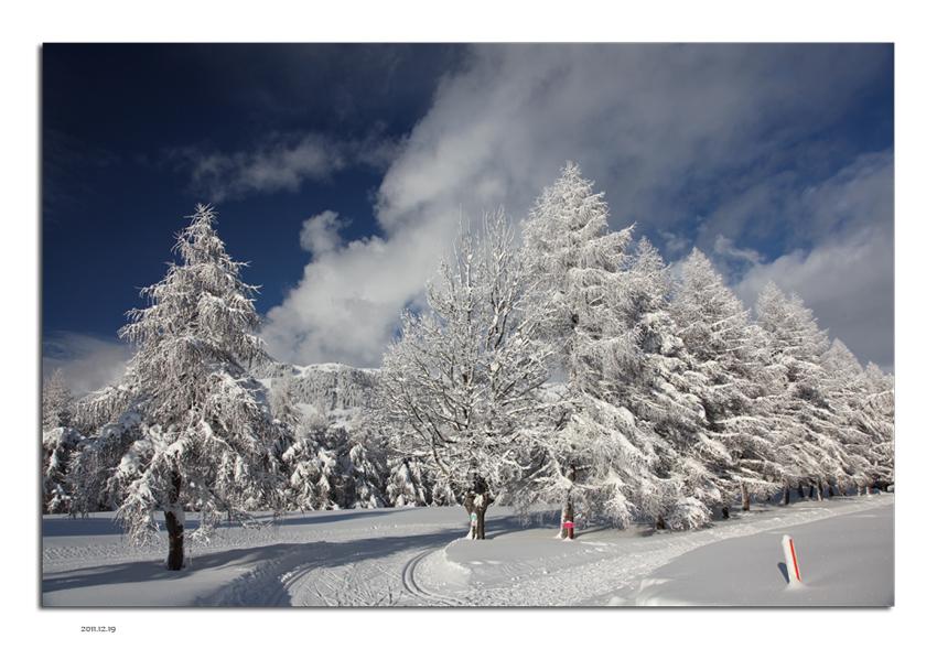 Le plus beau de l'hiver