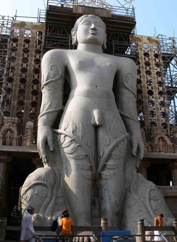 Le plus grand monolithe... / The largest monolith ...