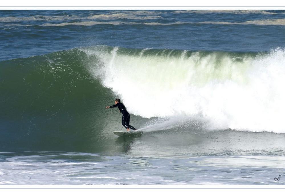 le poids de la vague