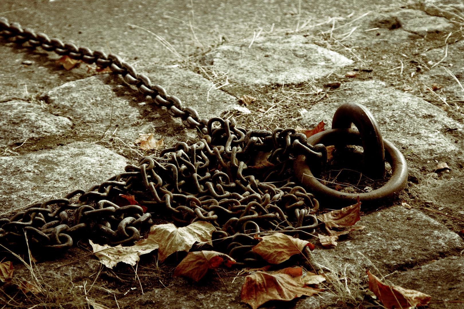 Le poids des chaînes