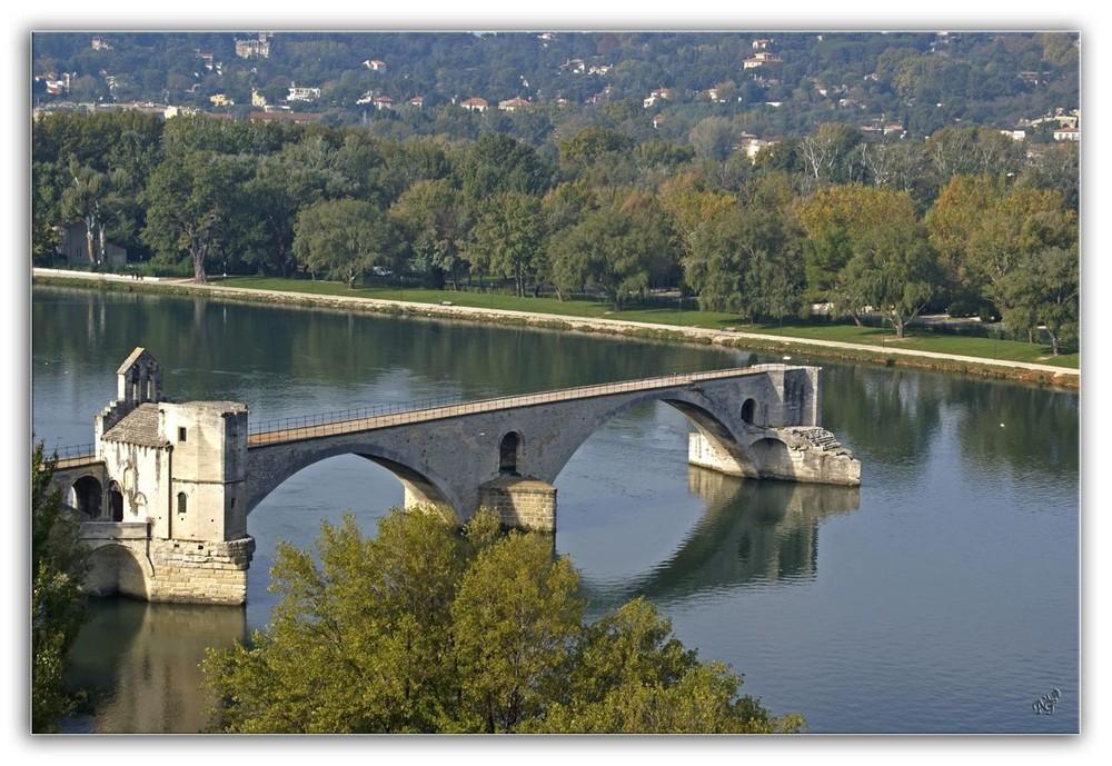 le pon d'Avignon