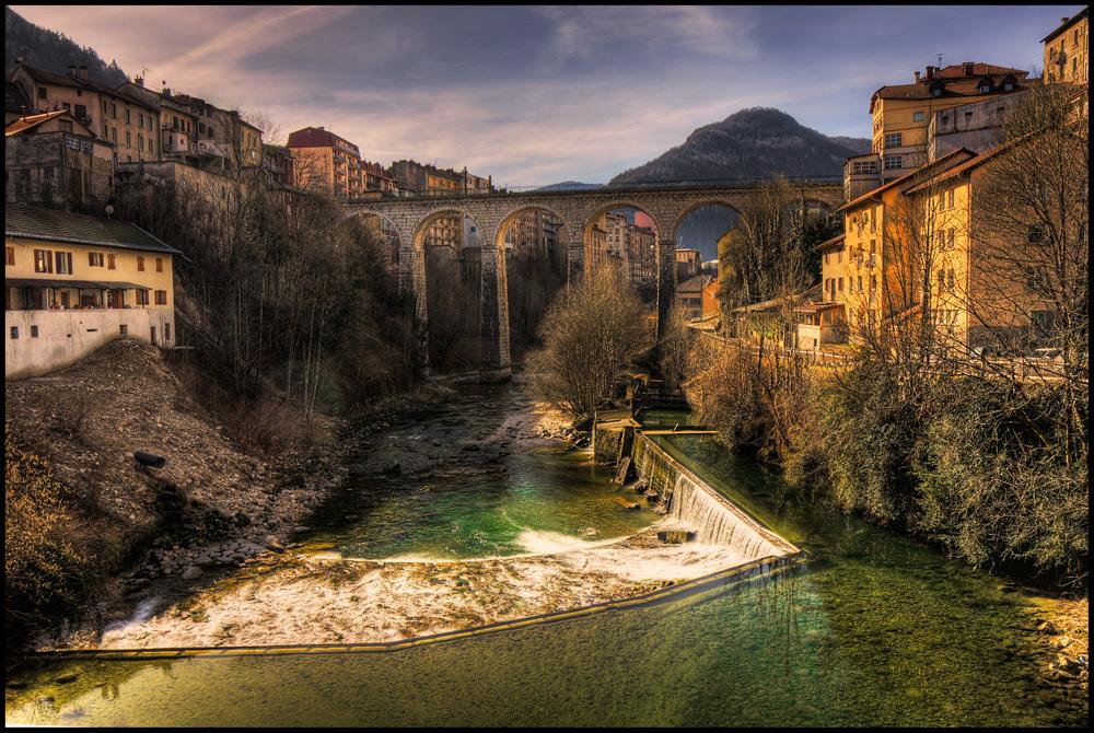 Le Pont...