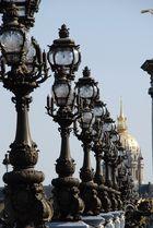 le pont Alexandre 3 - Paris