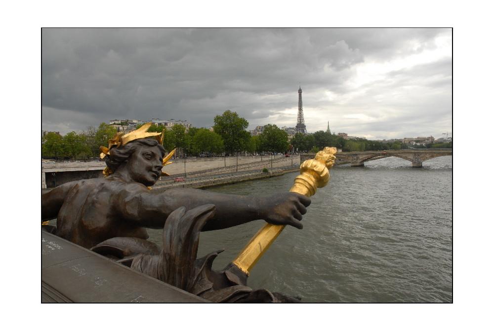 le pont Alexandre IX