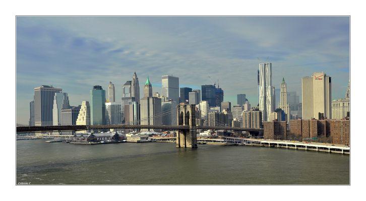 Le pont Brooklyn