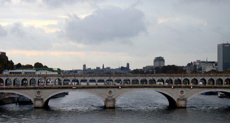 Le pont de Bercy