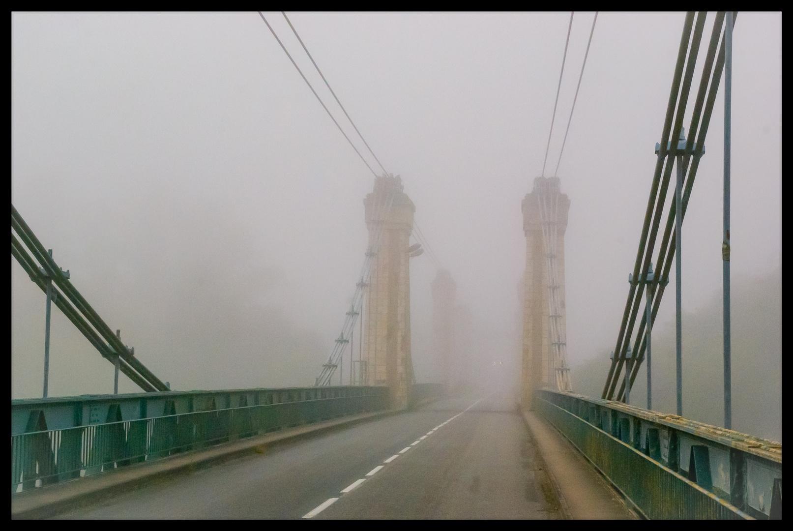 Le pont de Chatillon