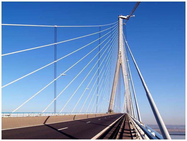 Le Pont de Normandie (76)