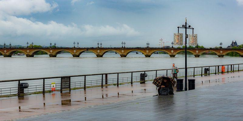 Le pont de pierre- Bordeaux