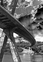 Le pont de Terenez inauguré le 16 avril 2011