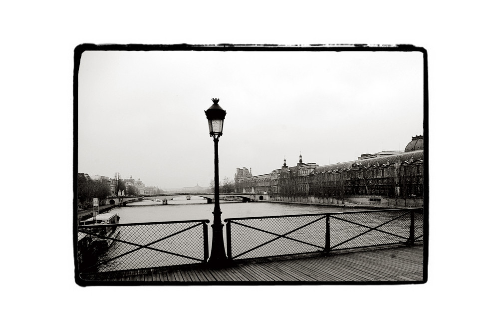 le pont des arts by Cieky