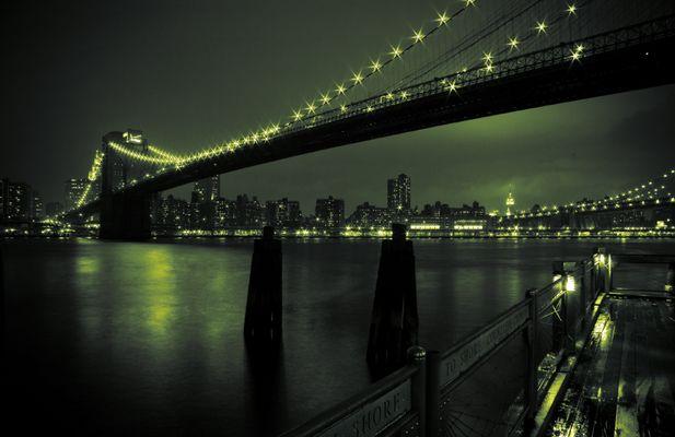 Le pont d'or
