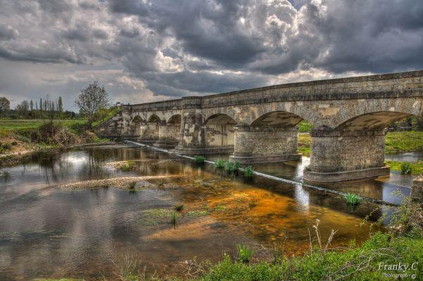 Le pont du gué