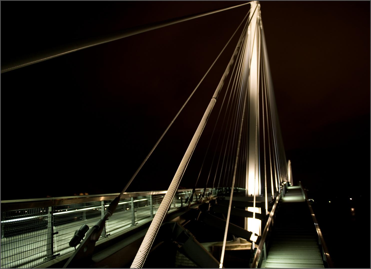 Le Pont du Jardin des Deux-Rives