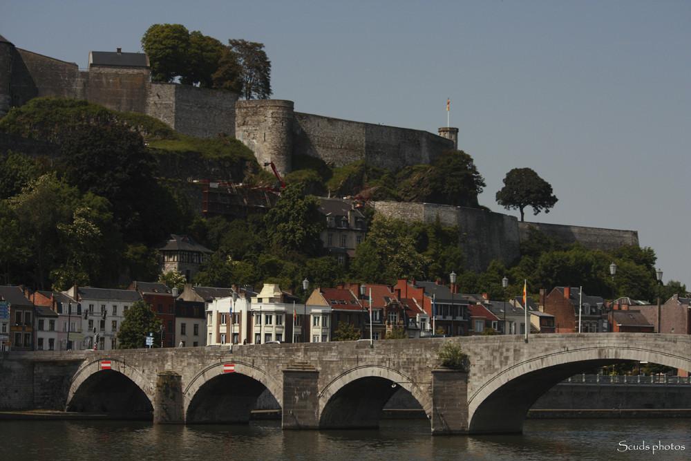 Le pont et la citadelle