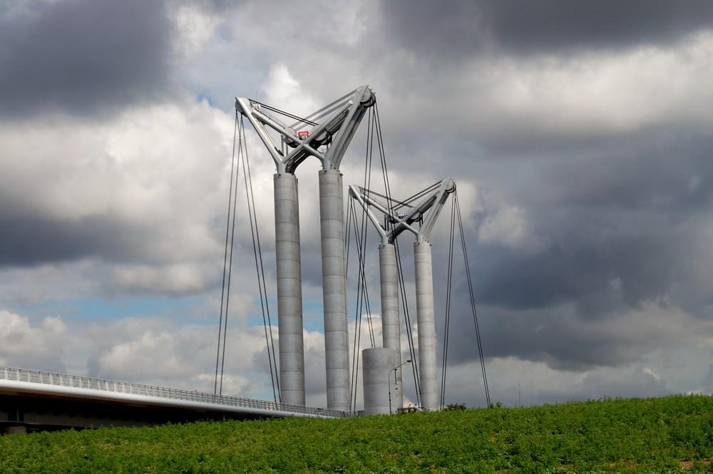 "le "" Pont flaubert """