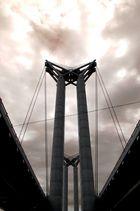 """ le pont Flaubert """