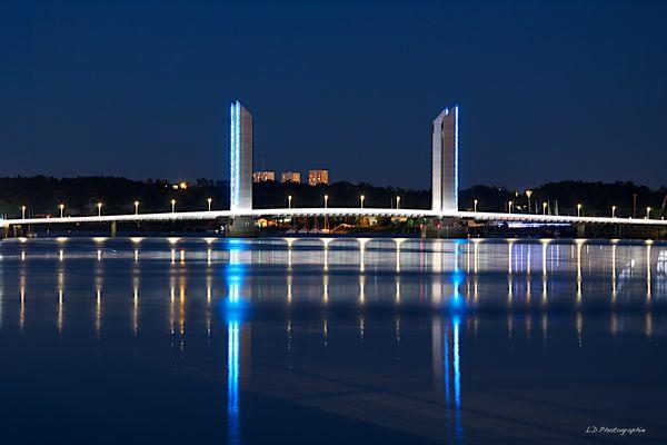 le pont Jacques Chaban-Delmas