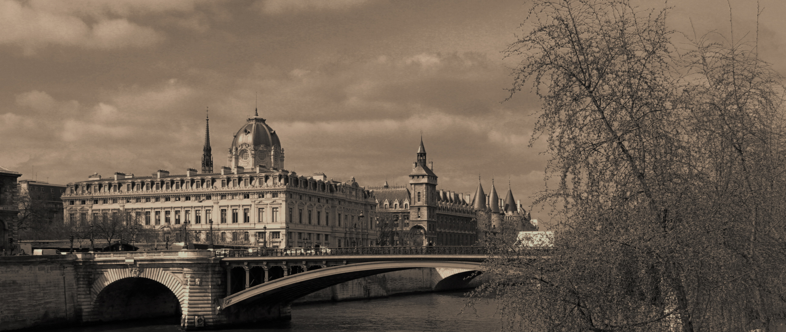 """Le Pont """"notre-dame"""""""