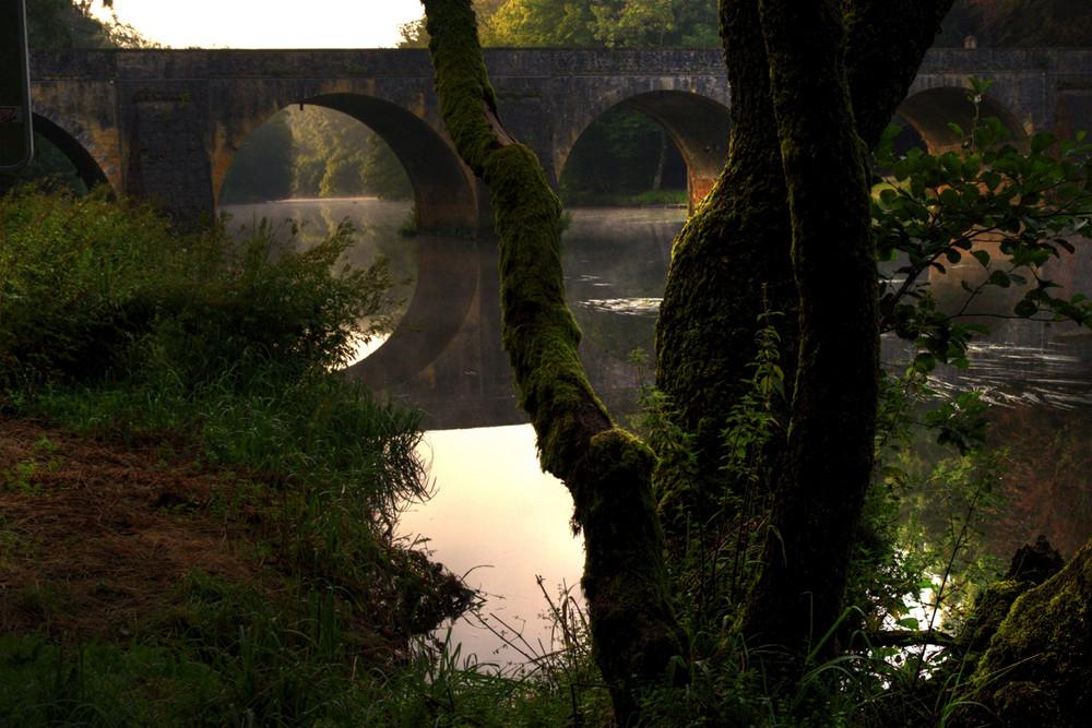 Le pont Saint Nicolas