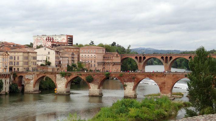 Le Pont Vieux à Albi