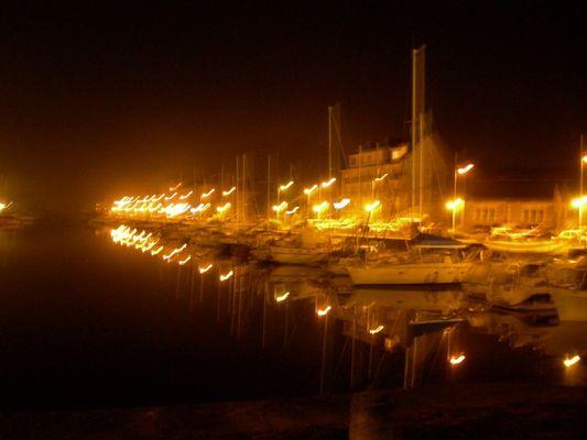 le port à Redon