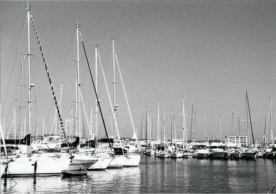 le port de Frejus