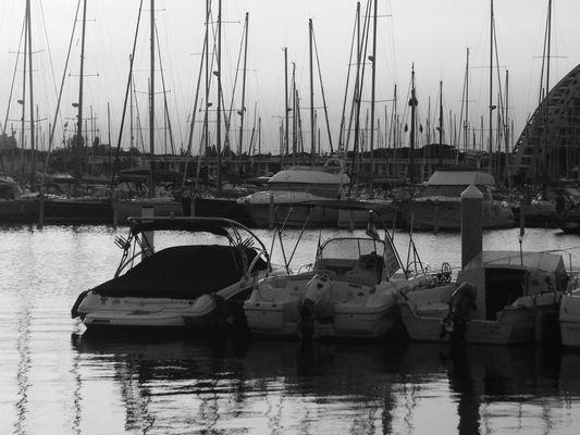 le port de La Grande Motte