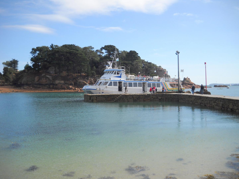 Le Port de l'Ile de BREHAT